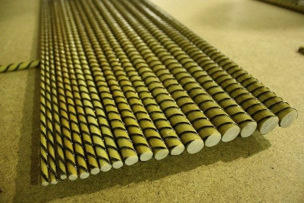 Пластиковая арматура для фундаментов