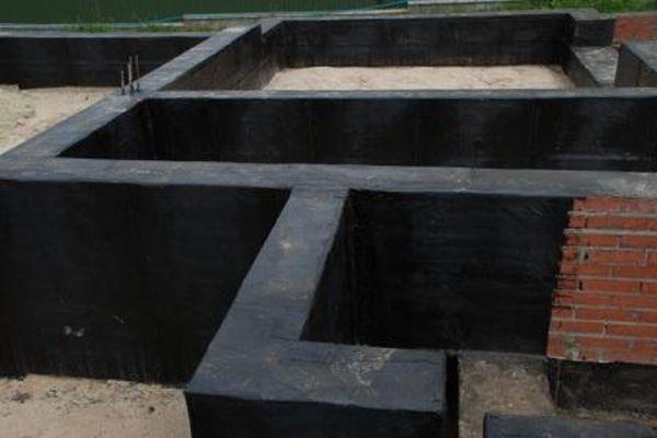 Полимерно-цементная гидроизоляция