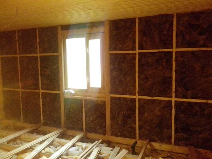 Теплоизоляция стен при помощи плит