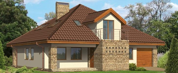 Вальмовая крыша: устройство, внешний вид