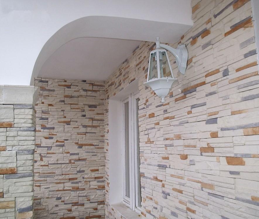 Технология отделки натуральным камнем внетренниеи помещения