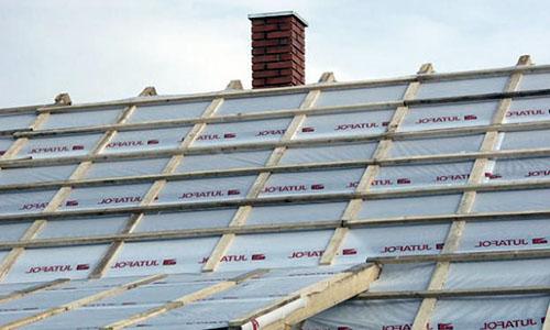 Гидроизоляция крыши под оберешеткой