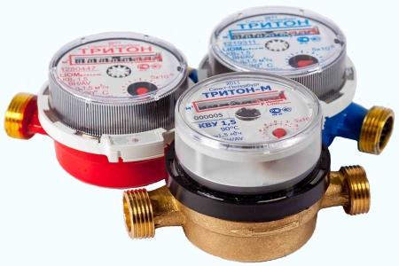 Счетчики воды с термодатчиками