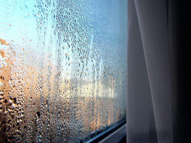 Причины появления конденсата на окнах