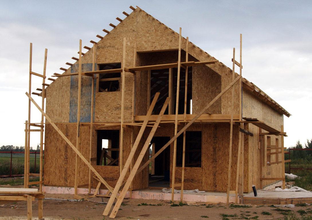 Особенности каркасного строительства