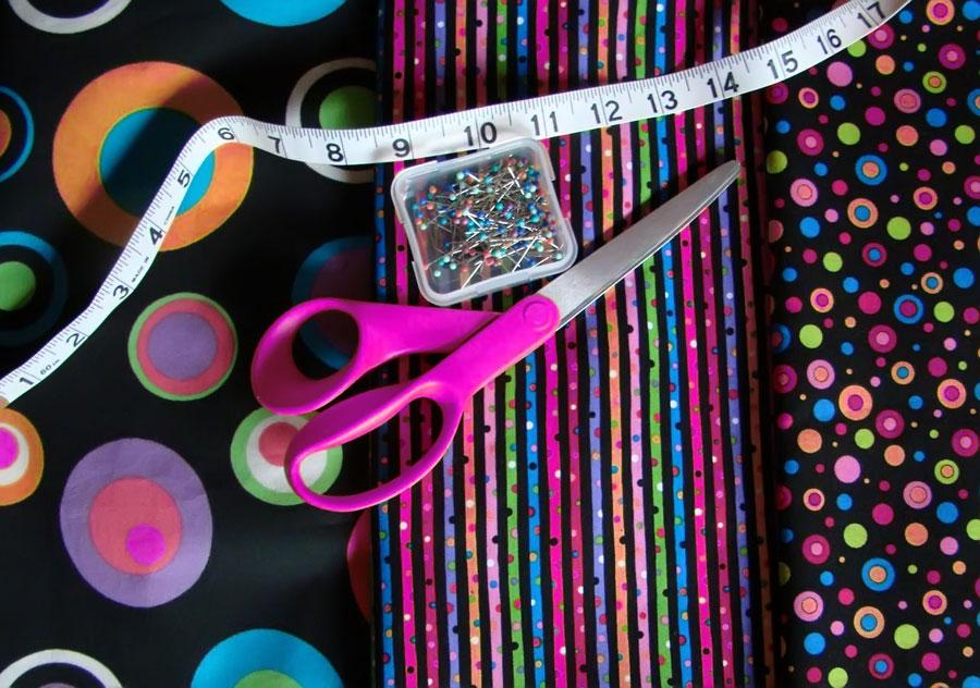 Инструменты для пошивки штор