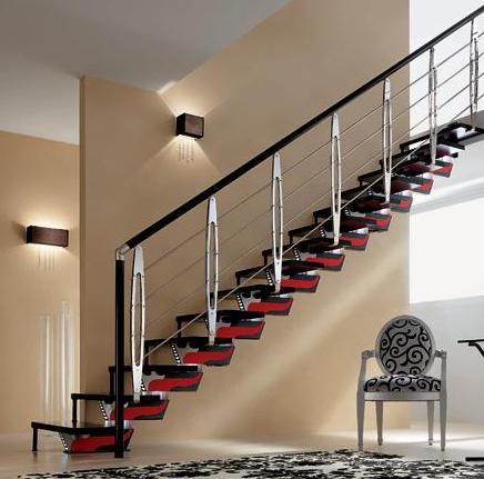 Как сделать ограждение для лестницы своими руками