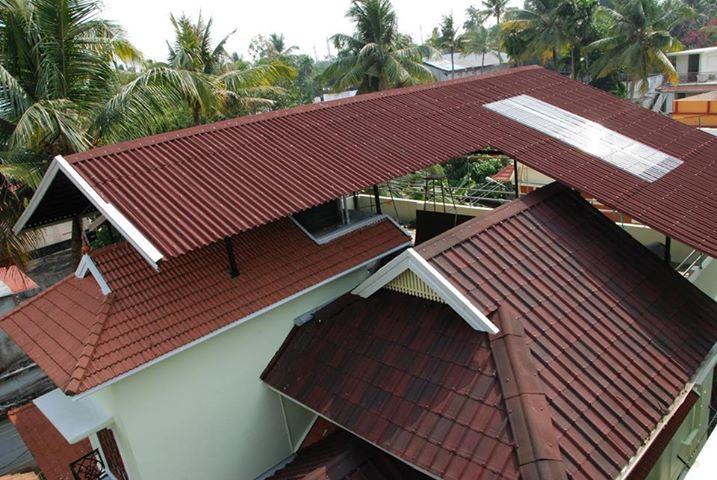 крыша из ондувиллы