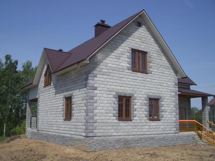 постройки из пеноблока
